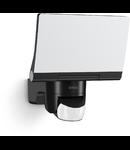 Proiector cu senzor de miscare pentru exterior Z-wave IP54 Led 14.8W negru XLED