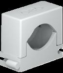Clema cu capac 16-24mm opentru fixare cablu sau teava electrica