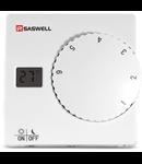Termostat pentru incalziri in pardoseala cu sonda 16a 230V