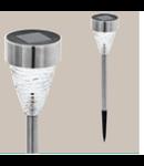 Corp de iluminat solar Tarus 80mm diametru 1x0.06w