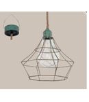 Lampa de iluminat solara 140mm diametru 2x0.06w