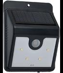 Aplica solara de exterior  86 mm diametru 4x 0.1w