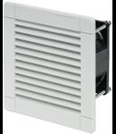 Ventilator filtrant silentios 22w 230V 100mc/h 177x177mm cu flux invers