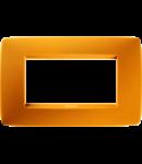 Placa ornament  One  Chorus Opal Orange -4 module