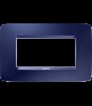 Placa ornament  One  Chorus Topaz Blue  -4  module
