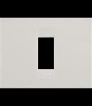 Placa ornament  Geo  Chorus Ivoire  -1 modul