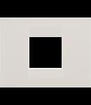 Placa ornament  Geo  Chorus Ivoire  - 2 module