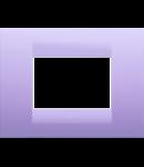 Placa ornament  Geo  Chorus Ametist Violet - 3 module