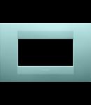 Placa ornament  Geo  Chorus Albastru Caraibe- 3 module