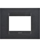 Placa ornament  Geo Plates  Chorus Ardezie - 3 module