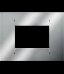 Placa ornament  Geo Plates  Chorus Crom - 3 module