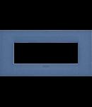 Placa ornament  Geo Plates  Chorus Bleumarin - 6 module