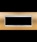 Placa ornament Lux  Chorus Auriu - 6 module