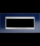Placa ornament Lux  Chorus Albastru Chic- 6module