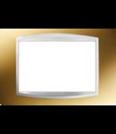Placa ornament  Art Chorus Auriu  - 3 module