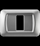 Placa ornament Titan  1 modul Gewiss System