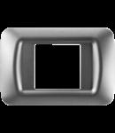 Placa ornament Titan  2 module Gewiss System