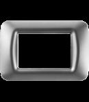 Placa ornament Titan  3 module Gewiss System