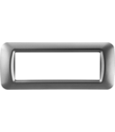 Placa ornament Titan  6 module Gewiss System