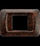 Placa ornament Alun Englezesc 2 module  Gewiss System