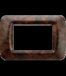 Placa ornament Alun Englezesc 3 module  Gewiss System