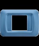 Placa ornament Azur 2 module Gewiss System