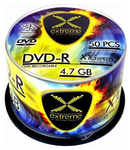 DVD-R 4.7GB 16X CAKE 50BUC EXTREME ESPERANZA