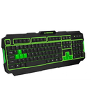 TASTATURA GAMING LED VERDE SHADOW ESPERANZA