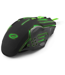 MOUSE OPTIC USB GAMING VERDE