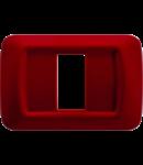 Placa ornament Burgund Clasic 1 modul Gewiss System