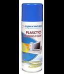 SPRAY SPUMA CURATARE SUPRAFETE PLASTIC