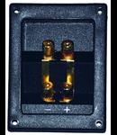 CONECTOR BOXA 4 TERMINALE GOLD