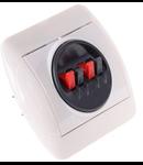 CONECTOR BOXA X4 SUB TENCUIALA