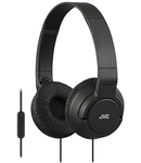 CASTI AUDIO CU MICROFON HAS-R185BE JVC