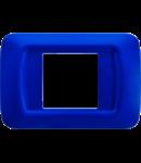 Placa ornament Albastru Jazz 1modul Gewiss System