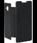 FLIP BOOK COVER NEGRU KRUGER&MATZ MIST