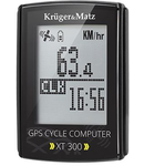 COMPUTER BICICLETA XT 300 GPS KRUGER&MATZ
