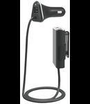 ALIMENTATOR AUTO 2+2 USB 9.6A KRUGER&MATZ