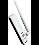 CARD WI-FI USB+ANT 4DBI B/G/N TL-WN722N 150MB