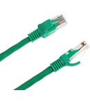 PATCHCORD UTP CAT 6E 5M VERDE INTEX