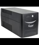 UPS MICROPOWER 1000 (1000VA/600W) QUER