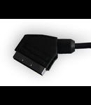CABLU SCART-SCART 21PIN 1,2M STANDARD