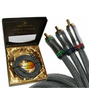 CABLU 3RCA-3RCA 1.8M CABLETECH GOLD EDITION
