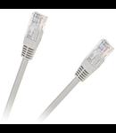 CABLU PATCHCORD UTP 0.5M ECO-LINE CABLETECH
