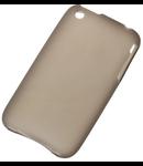 BACK COVER CASE IPHONE 3G/S NEGRU
