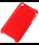 BACK COVER CASE IPHONE 3G/3GS ROSU