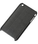 BACK COVER CASE IPHONE 3G/3GS SITA NEGRU
