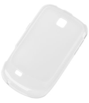 BACK COVER CASE GALAXY MINI TRANSPARENT
