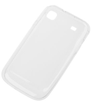 BACK COVER CASE SAMSUNG GALAXY S TRANSPARENT