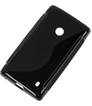 BACK COVER CASE S-LINE NOKIA LUMIA 520 M-LIFE